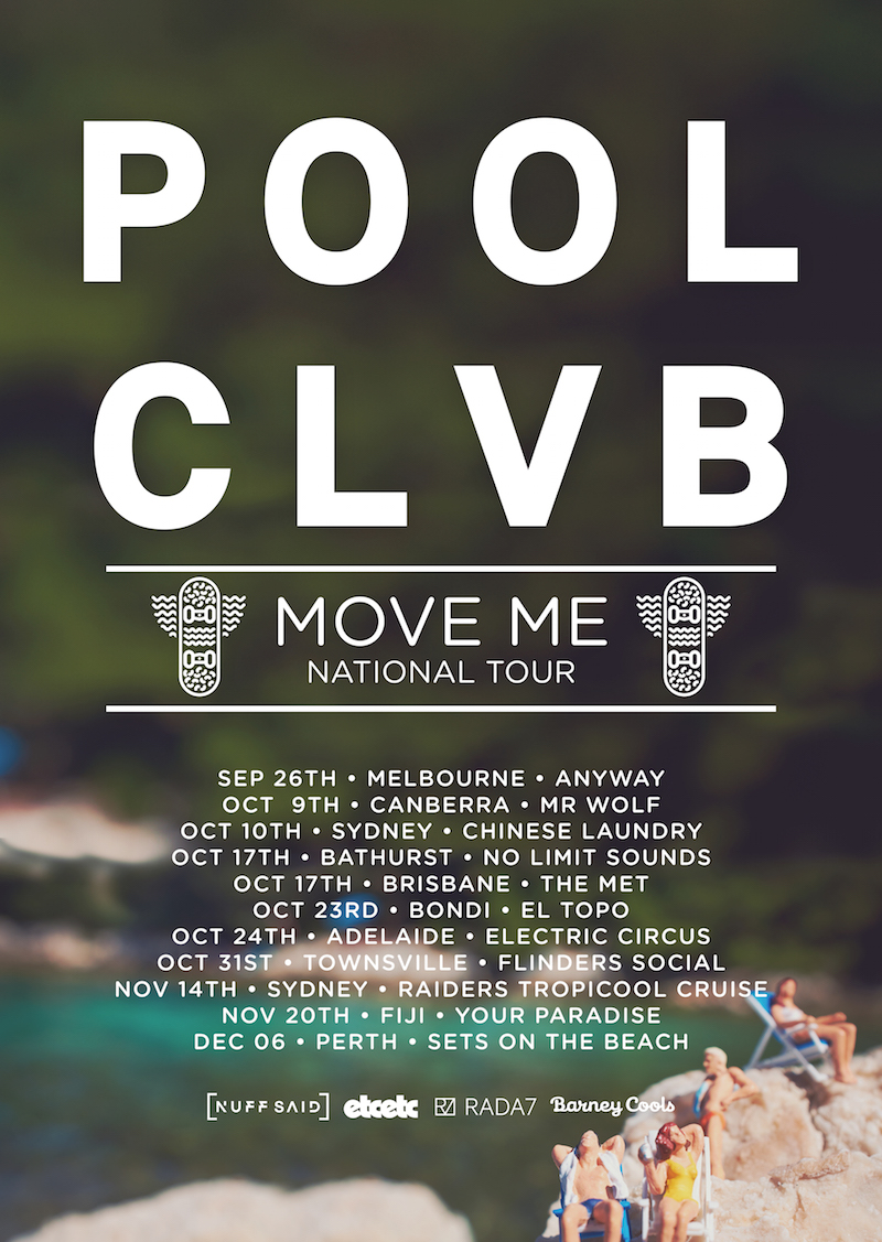 POOLCLVB-AUS-TOUR-DATES